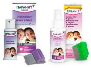 Белорусское средство от вшей